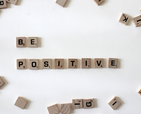 positive attitude towards debt review